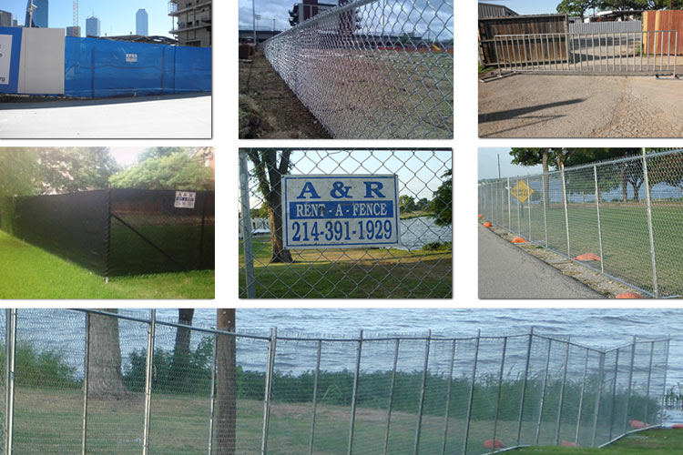 A & R Rent-A-Fence 3
